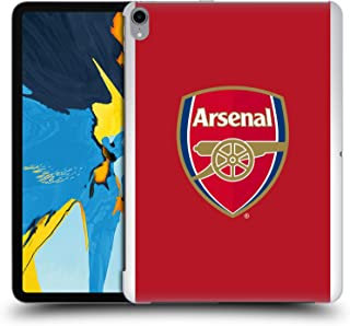 Official Arsenal FC Home 2017/18 Crest Kit Hard Back Case Compatible for iPad Pro 11 (2018)