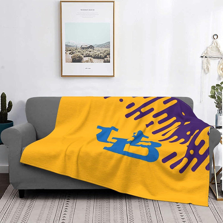 University at Under blast sales Buffalo Ultra-Soft Micro Fleece Lig Throw Long-awaited Blankets