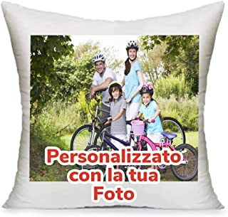 Amazon It Cuscino Con Foto