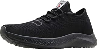 BenSorts Mens Slip On Sneakers Breathable Running Shoes Casual Shoes for Walking Jogging
