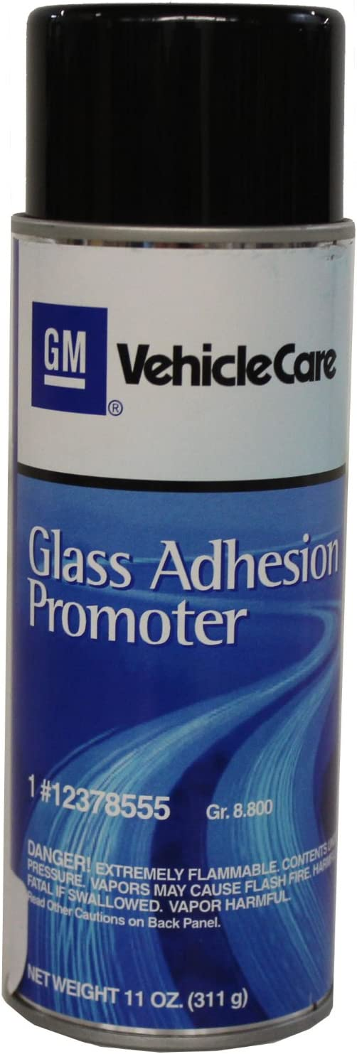 Genuine GM Fluid 12378555 Glass Adhesion 11 Product Aeros Bombing new work - Promoter oz.
