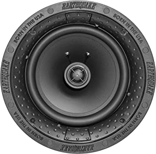 """Earthquake 8"""" Reference Series in-Ceiling Speakers Pair - RCSR800"""