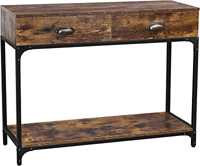 Peachy Amazon Com Leick Furniture Mission Sofa Table Medium Oak Onthecornerstone Fun Painted Chair Ideas Images Onthecornerstoneorg
