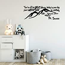 Best dr seuss quotes you're off to great places Reviews