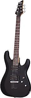 Best Schecter 430 C-6 Deluxe Solid-Body Electric Guitar, Satin Black Reviews