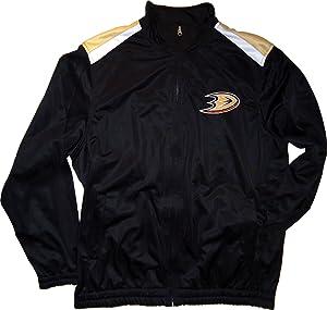 Anaheim Ducks Men's NHL Full Zip Track Jacket
