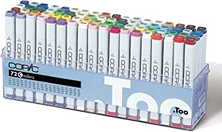 Copic Markers 72-Piece Set C (C72C)