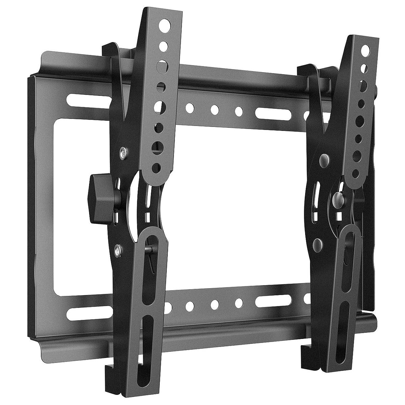 ドル遡る仕様テレビ 壁掛け 金具 Himino 高品質14~40インチ モニター LCD LED液晶テレビ対応 上下調節式 VESA対応 最大250*210mm 耐荷重25kg(ネジ付属)