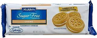 Keebler Sugar Free Creme Sandwich (3-Count) Cookies, 1-Ounce Single Serve Packs (Pack of 120) (Packaging May Vary)