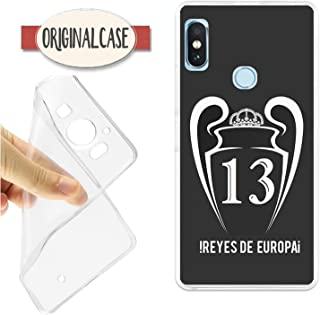 Amazon.es: Funda real madrid