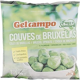 Gelcampo Frozen Brussel Sprouts, 300 g - Frozen