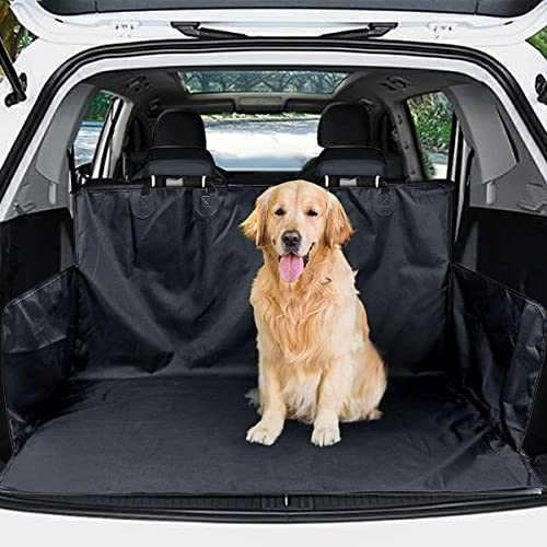 MATCC Car Boot Liner Protector Car Boot Cover for Dogs Waterproof Non Slip Boot  Liner with 83db4c65a