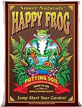 FoxFarm FX14081 Happy Frog, 2 Cubic Feet Potting Soil, Brown