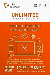 Total Defense Unlimited Internet Security [Download]