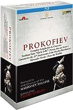 Prokofiev : Complete Symphonies & Concertos [Blu-ray] [Reino Unido]
