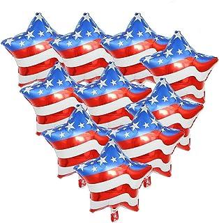 United States Flag Balloon Set