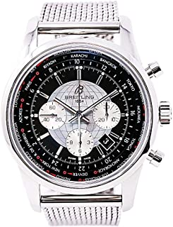 Breitling Watches For Sale >> Amazon Com Breitling Certified Pre Owned Watches Clothing