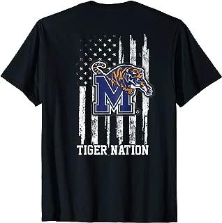 Memphis Tigers Nation T-Shirt - Apparel