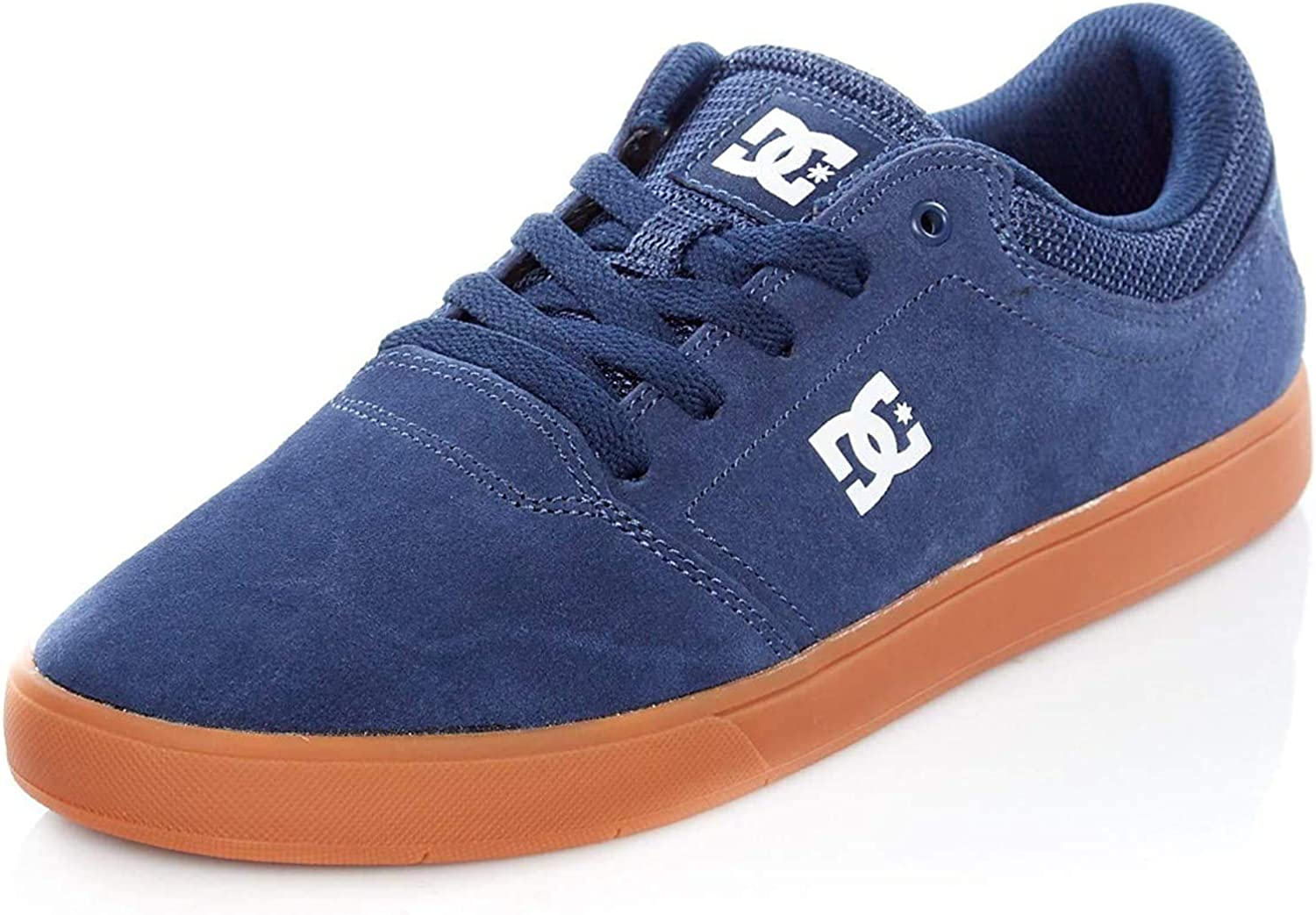 DC Shoes Crisis M, Scarpe da Skateboard Uomo Navy