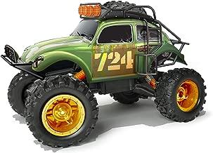 Maisto Desert Rebel Volkswagen Beetle Radio Control Vehicle (1:10 Scale) (Colors May Vary)
