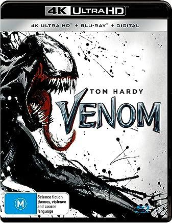 Venom (2018) (4K Ultra HD + Blu-ray + Digital)