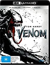 Venom (2018) (4K Ultra HD + Blu-ray + Digital)