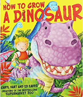 How to Grow a Dinosaur Pa