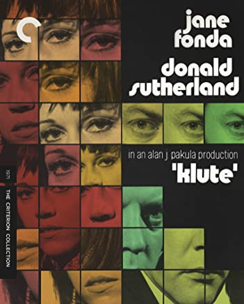 Klute (The Criterion Collection) [Blu-ray]