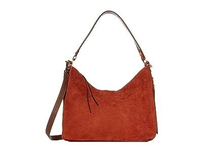Hobo Delilah (Cinnabar) Handbags