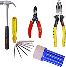 KAG Stainless Steel Home Tool Set (Multicolour, 12 Tools) 4 Pieces