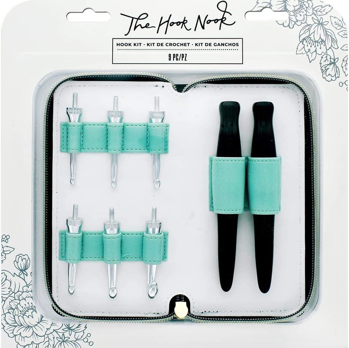 The Hook Nook Limited Special Price Interchangeable Designer Set High order G -Sizes Crochet