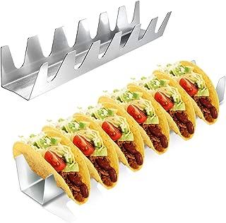 baked taco shells oven rack