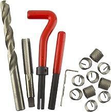 AB Tools-Neilsen M12 x 1.25mm Thread Tap Repair Cutter kit helicoil 15pc Set Damaged Thread AN061