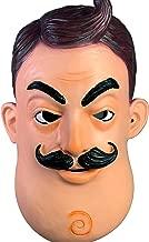 Funny Game Cosplay Hello Neighbor Latex Mask