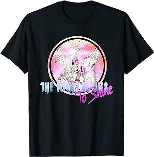 The Night Begin To Shine T Shirt For Men Women Kids