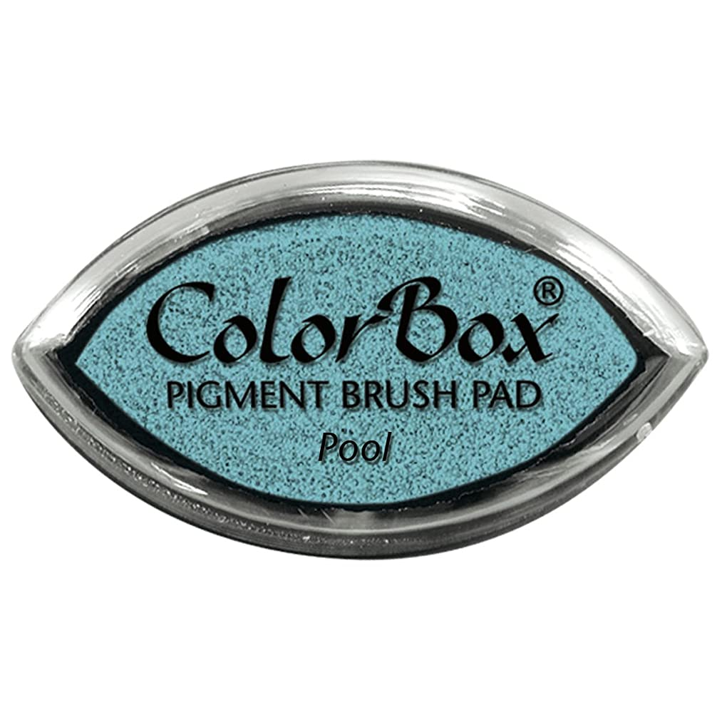 ColorBox Cat's Eye Ink Pad, Pool