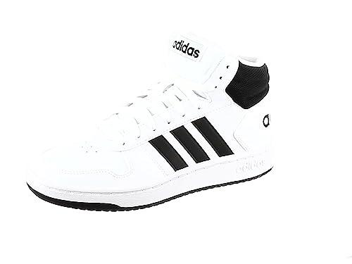saldar Reunir Carne de cordero  adidas Hoops 2.0 Mid, Zapatillas Altas Hombre: Amazon.es: Zapatos y  complementos