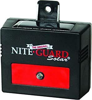 Nite Guard Solar NG-001 Predator Control Light, Single Pack (3-(Pack))