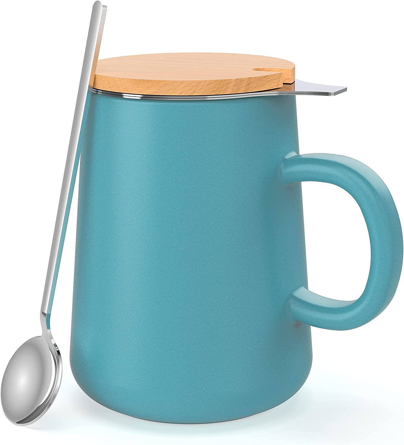 J-FAMILY Porcelain Tea Inventory cleanup selling outlet sale Mug with Lid Steepe Infuser Loose and