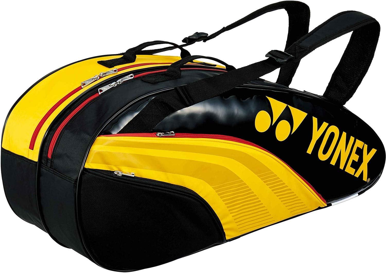 YONEX Yonex BAG1932R tennis bag racket bag 6 with backpack for six tennis