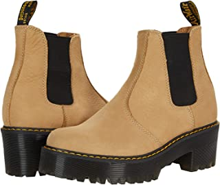 Dr. Martens Women's Rometty Orleans Leather Fashion Boot