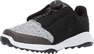 PUMA Kid's Grip Fusion Sport Disc Golf Shoe