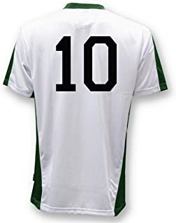 Winchester Soccer Jersey Customized with Your Player Number