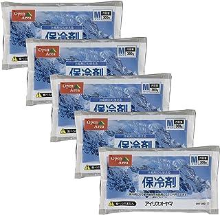 アイリスオーヤマ 保冷剤 ソフト CKF-300 【5個セット】