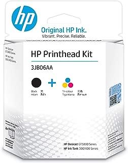 HP Black Printhead for HP DeskJet GT5810 / GT5820 Series, HP Ink Tank 110/310/410 Series, HP Smart Tank 300/400 Series