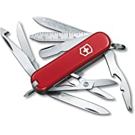 Victorinox Swiss Army Multi-Tool, MiniChamp Pocket Knife