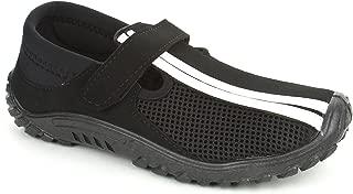 Gliders (from Liberty) Men's Newclark Black EVA Boat Shoes