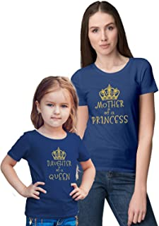 Wear Your Opinion Mother Daughter Cotton Family Tshirt