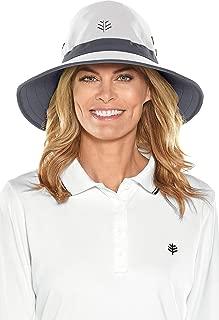 Coolibar UPF 50+ Men's Women's Matchplay Golf Hat – Sun Protective