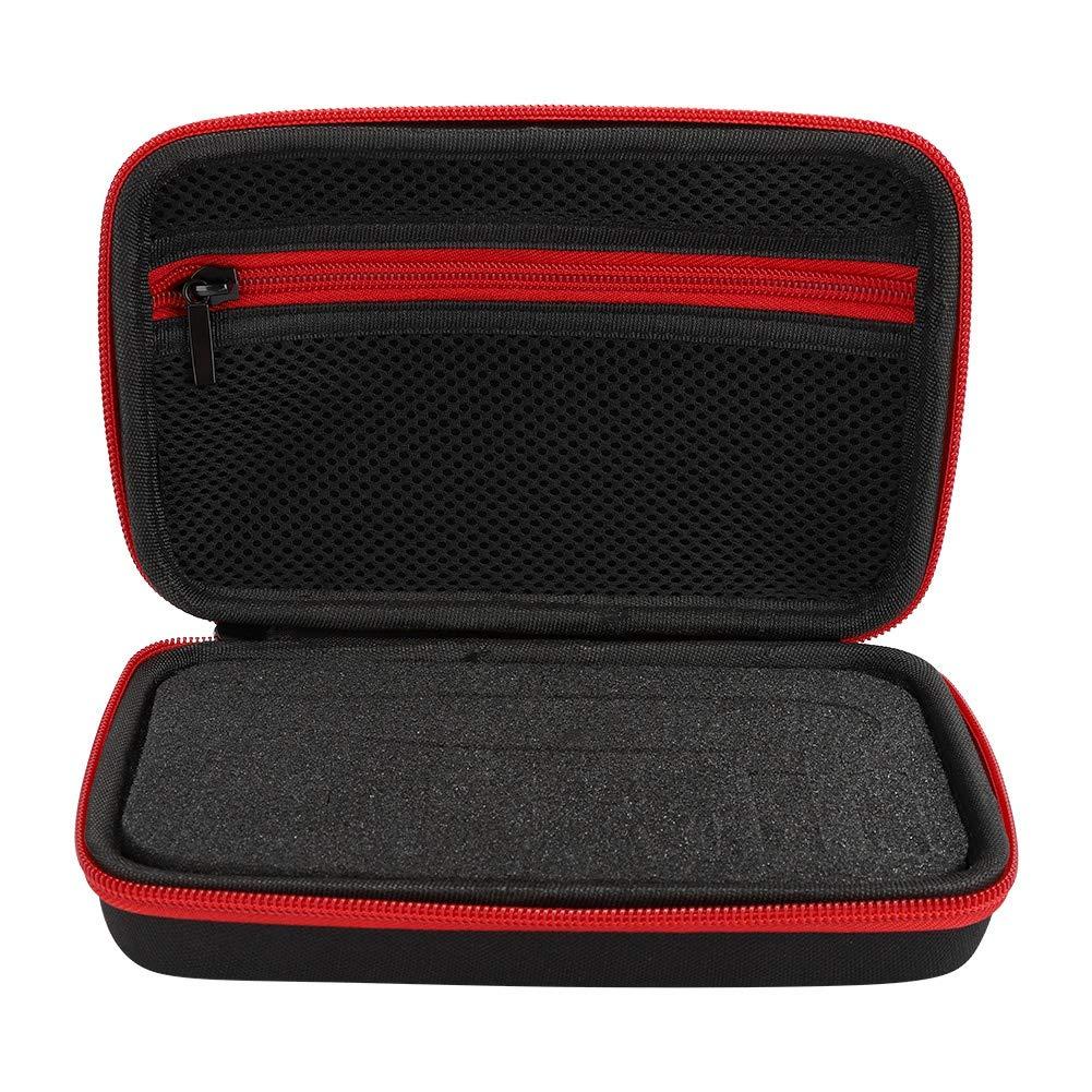 Hakeeta Estuche Rígido para Philips Oneblade QP2520/90/70 Estuche para Afeitadora, Organizador de Almacenamiento de Viaje Bolsa de Transporte para Philips Oneblade Qp2520/90/70 Afeitadora(#2): Amazon.es: Electrónica
